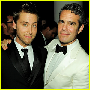 Lance Bass Denies Having Sex With Andy Cohen