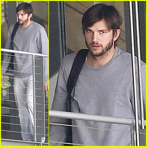 Ashton Kutcher's Love Mila Kunis Is Proud to Be 'Stay-at-Home Mom'