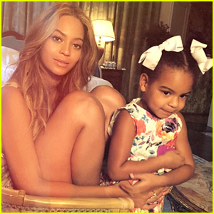 Beyonce & Blue Ivy Jump on Beds in Cute New GIFs!