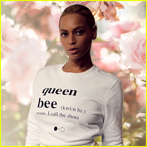 Beyonce's Queen Bee Shirt Totally Wins Outfit of the Day!