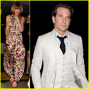 Bradley Cooper Gets Anna Wintour's Support at 'Elephant Man' Celebration!