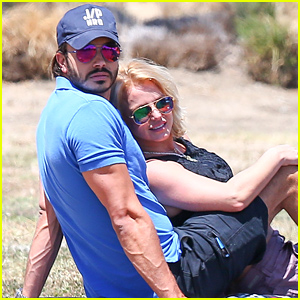 Britney Spears & Boyfriend Charlie Ebersol Are Still Going Strong!