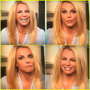 Britney Spears Makes The Best Facial Expressions During New Australian Interview - Watch Here!