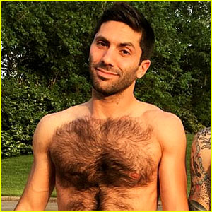 Catfish's Nev Schulman Is Selling His Chest Hair for Charity