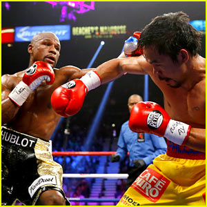 Celebrities React to the 'Boring' Mayweather v. Pacquiao ...