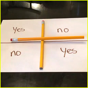 The 'Charlie Charlie Challenge' Went Viral This Weekend
