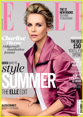 Charlize Theron Says Being Feminist is 'Good Thing'