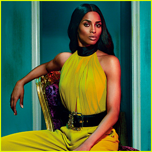 Ciara Is Roberto Cavalli's Newest Face - See Her Campaign Images!