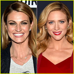 CMT Music Awards 2015 Hosts Announced - Erin Andrews & Brittany Snow!