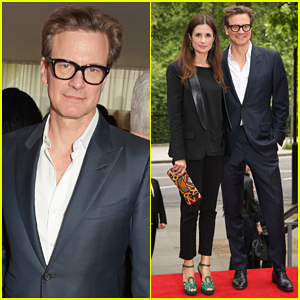 Colin Firth Is Set to Star in 'My Fair Lady' on Broadway!