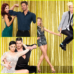 All the 'Dancing With the Stars' F