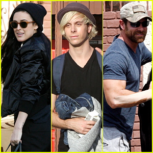 Rumer Willis Sends Riker Lynch & Noah Galloway Sweet Message Before 'DWTS' Finals!