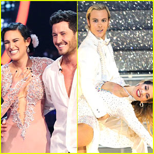 'Dancing With the Stars' Finale Group Number - Watch Video!