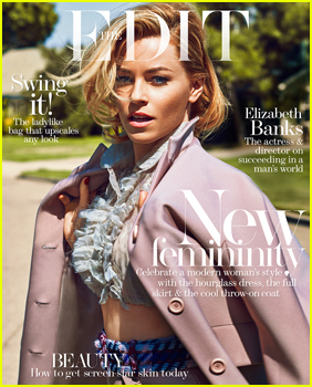 Elizabeth Banks Explains How Directing Changes Her Family Dynamic
