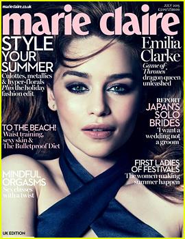 Emilia Clarke Explains Why She Turned Down 'Fifty Shades of Grey'