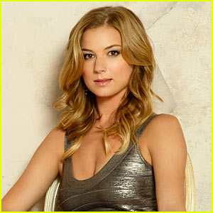 Emily VanCamp Answers That One Big 'Revenge' Mystery