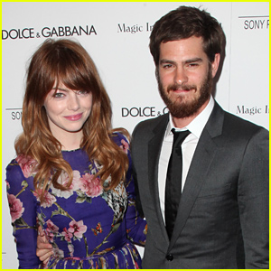 Are Emma Stone & Andrew Garfield Back Together!?