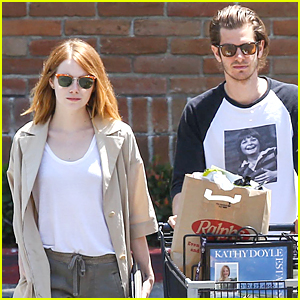Emma Stone & Andrew Garfield Spotted For First Time in Months!