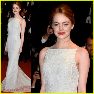 Emma Stone Is Pure Elegance at Her Big Cannes Premiere!