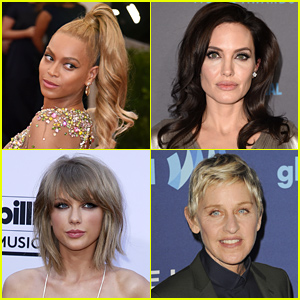 Beyonce, Angelina Jolie & More Make Forbes' World's Most Powerful Women List!