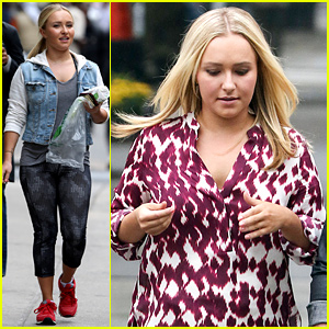Hayden Panettiere Reveals the Nice Thing a Crew Member Did