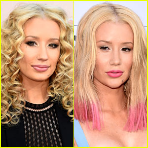 Iggy Azalea Debuts New Look - Compare Side-by-Side Photos