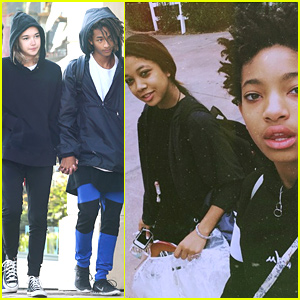 Jaden Smith's Prom Date Drops New Song with Willow!