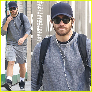 Jake Gyllenhaal Is Not Eager to Get Ripped Again