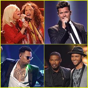 Jamie Foxx, Steven Tyler, & More Perform on 'Idol' Finale!