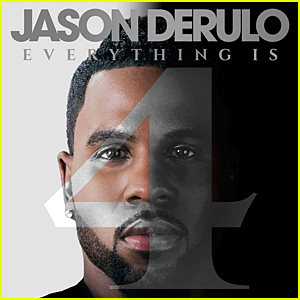 Jason Derulo: 'Everything Is 4' Streaming Now!
