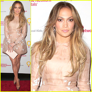 Jennifer Lopez Says Casper Smart May Be Involved in Vegas Residency Show