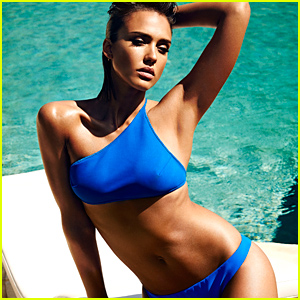 Jessica Alba Displays Her Flawless Bikini Body for 'Shape'