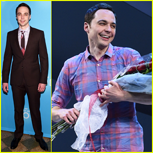 Jim Parsons Celebrates Broadway Opening Night Of His New Play 'An Act Of God'!