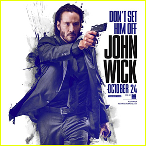 'John Wick 2' Is a Go, Keanu Reeves Returning as Famed Hitman!