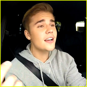 Justin Bieber Does Carpool Karaoke with James Corden! (Video)