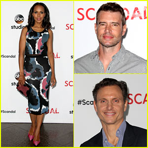 Kerry Washington Joins 'Scandal' Cast for ATAS Event