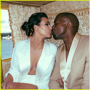 Kim Kardashian Celebrates Anniversary with Throwback Wedding Week Photos!