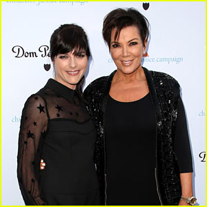 Kris Jenner & Selma Blair Meet Up After Casting News!
