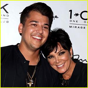 Kris Jenner Slams Rob Kardashian Rehab Reports