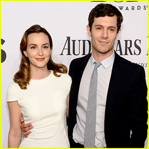 Leighton Meester Is Pregnant, Expecting Baby with Adam Brody