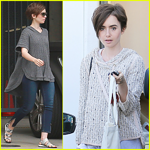 Lily Collins Says Everyone Deserves to Treat Themselves Well