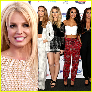 Little Mix on Giving 'Pretty Girls' to Britney Spears: 'We Knew We Could Do Better'