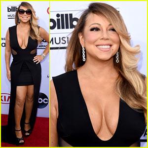 Mariah Carey Continues Vegas Takeover at Billboard Music Awards 2015!