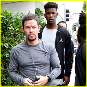 Mark Wahlberg Wants Jimmy Butler on the Boston Celtics