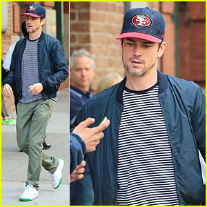 Matt Bomer Thinks Lady Gaga Is 'Profoundly Gifted'