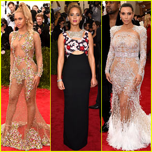 2015 Met Gala - Complete Red Carpet Coverage!