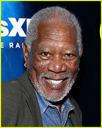 Morgan Freeman Really Wants Marijuana Legalized