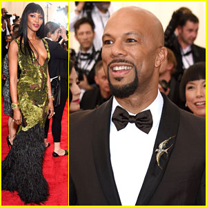 Naomi Campbell Shows Off Her Assets at Met Gala 2015