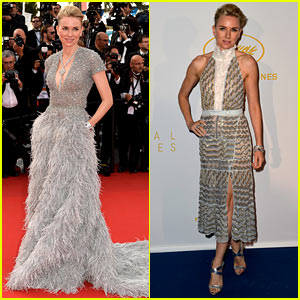 Naomi Watts Is Totally Winning the Style Game at Cannes!