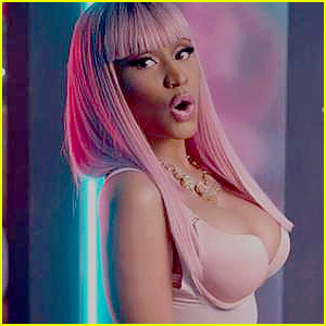 Nicki Minaj Drops 'The Night Is Still Young' Video on Tidal!